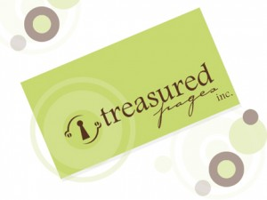 Treasured Pages, Inc.